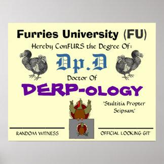 Dr. von DERP-Ology 2 Poster