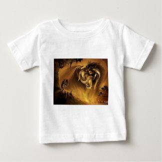 Drache Baby T-shirt