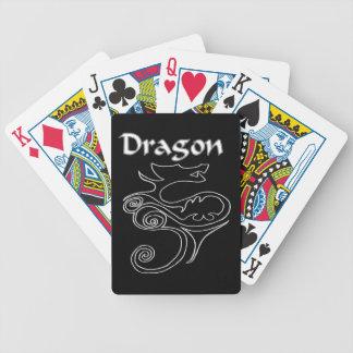 Drache Bicycle Spielkarten