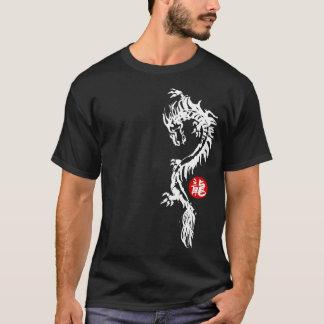 DRACHE-BÜRSTEN-MALEREI T-Shirt