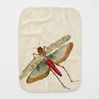 Drache-Fliegen-Malerei - Babyburp-Stoff 1 Spucktuch