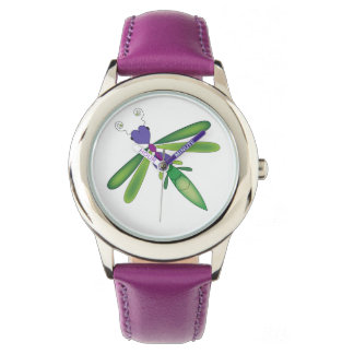 Drache-Fliegen-Uhr Armbanduhr