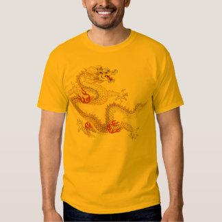 Drache-Glück-Mall T Shirts
