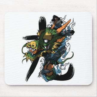Drache Mousepad