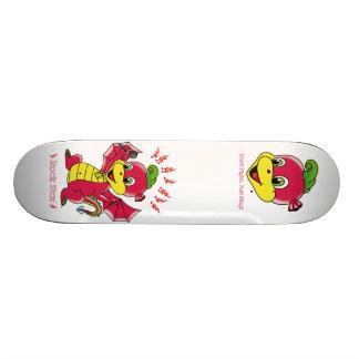 Drache Rockstar™ Skateboard Personalisiertes Skateboarddeck