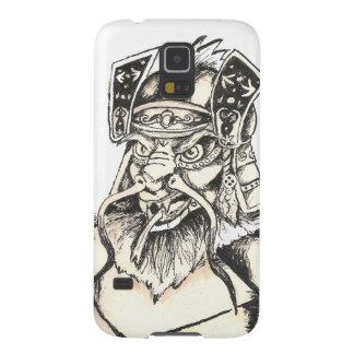 Drache-Samurais Samsung Galaxy S5 Cover