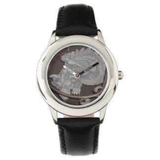 Drachen Armbanduhr