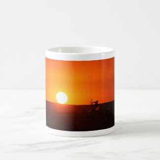 Drachen-Surfer 3 Kaffeetasse
