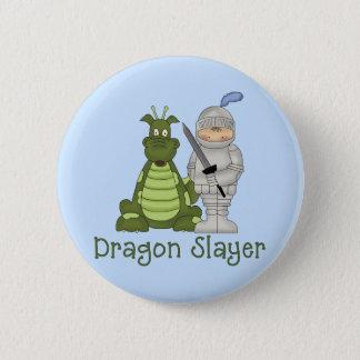 DracheSlayer Runder Button 5,1 Cm