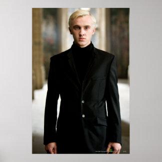 Draco Malfoy geradeaus Poster