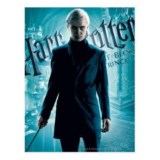 Draco Malfoy Postkarte