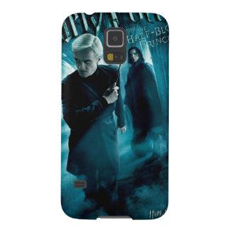 Draco Malfoy und Snape 1 Samsung S5 Hülle