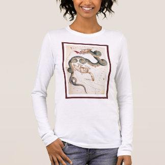 Draco und Ursa Minderjähriger Langarm T-Shirt