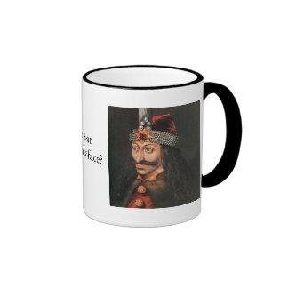 Dracula 2 kaffee tassen