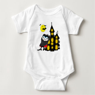 Dracula-Baby-Jersey-Bodysuit Baby Strampler