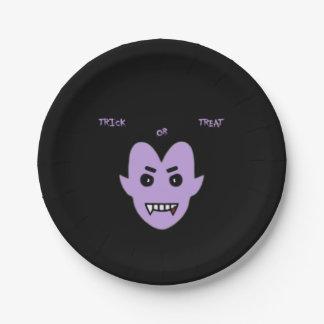 Dracula Pappteller