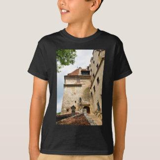 Dracula-Schloss in der Kleie, Brasov, Siebenbürgen T-Shirt