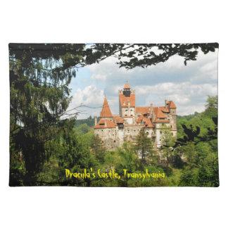 Dracula-Schloss in Siebenbürgen, Rumänien Tischset