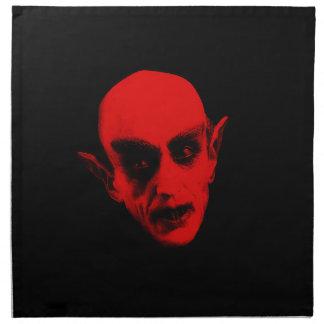 Dracula Serviette