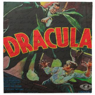 Dracula Stoffserviette
