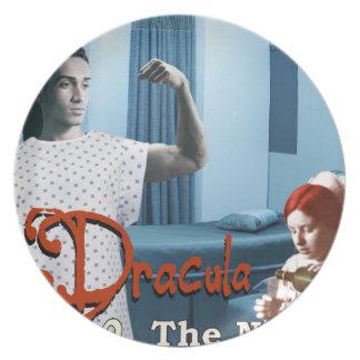 Dracula und die Nachtkrankenschwester Teller