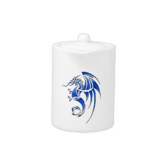 Dragissous V1 - blauer Drache