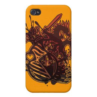 DRAGON_KILLER iPhone 4/4S CASE
