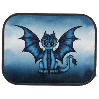 Dragonbaby Blau Automatte