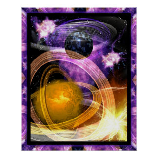 Dragoncat Sciencefiction-Fantasie-Reihe 1 Plakat