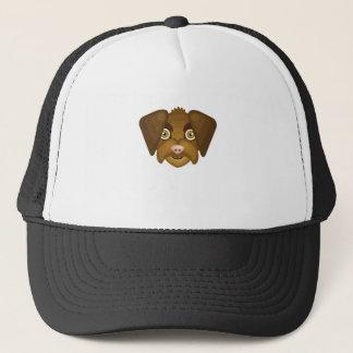 Drahthaar, das Griffon Hund - meine Hundeoase Truckerkappe