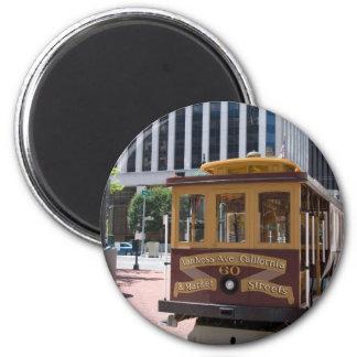 Drahtseilbahn Magnete