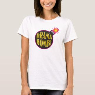 Drama-Bombe - heller T - Shirt