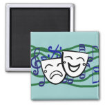 Drama: das Musical Kühlschrankmagnete