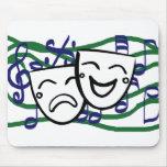 Drama: das Musical Mauspad