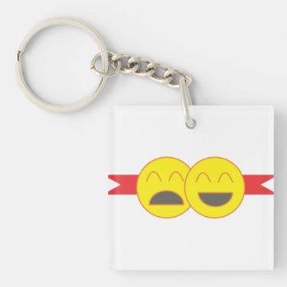Drama: Emoji Schlüsselanhänger