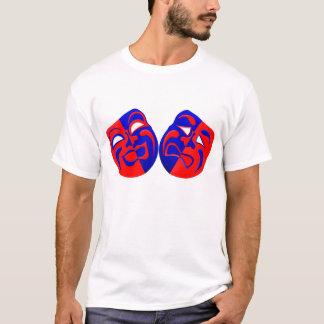 Drama-Masken T-Shirt