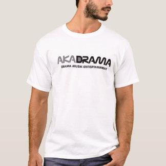 Drama Musik Unterhaltungs-alias Dramagrau T-Shirt