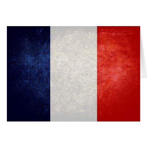 Drapeau De-La Frankreich Karten