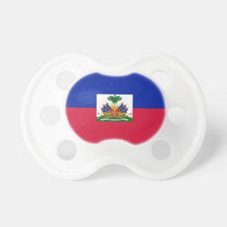 Drapeau d'Haïti - Flagge von Haiti Schnuller