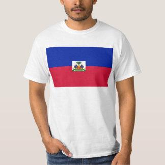 Drapeau d'Haïti - Flagge von Haiti T-Shirt