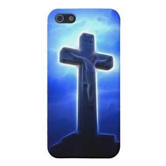 Drastische Jesus-Kreuzigung iPhone 5 Cover