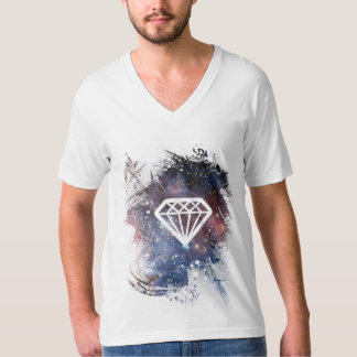 Drawstring Galaxy T-Shirt