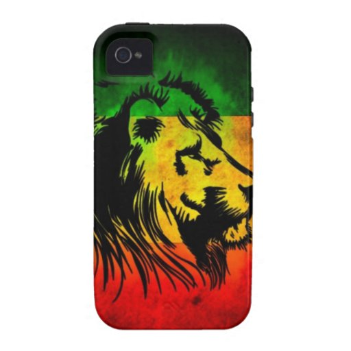 Dreadlion Vibe iPhone 4 Case