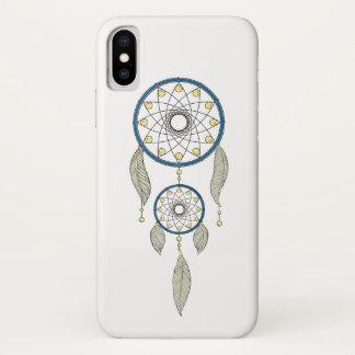 Dreamcatcher ausführlicher Entwurfs-Telefon-Kasten iPhone X Hülle