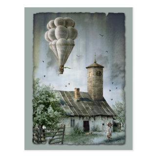 Dreamcatcher | Fantasie-Kunst Postkarte