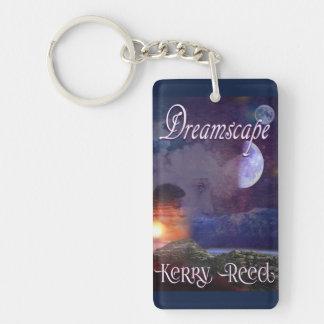 Dreamscape Designer Keychain Schlüsselanhänger