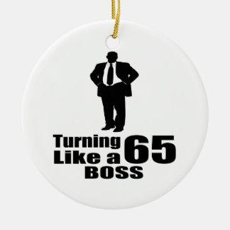 Drehen 65 wie ein Chef Keramik Ornament