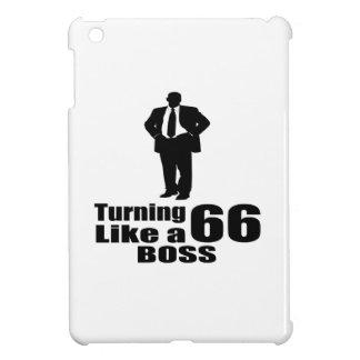 Drehen 66 wie ein Chef iPad Mini Hülle