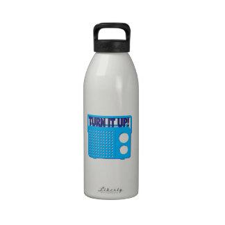Drehen Sie es oben Trinkflaschen
