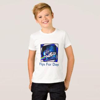 Drehen Sie Fam Merch um T-Shirt